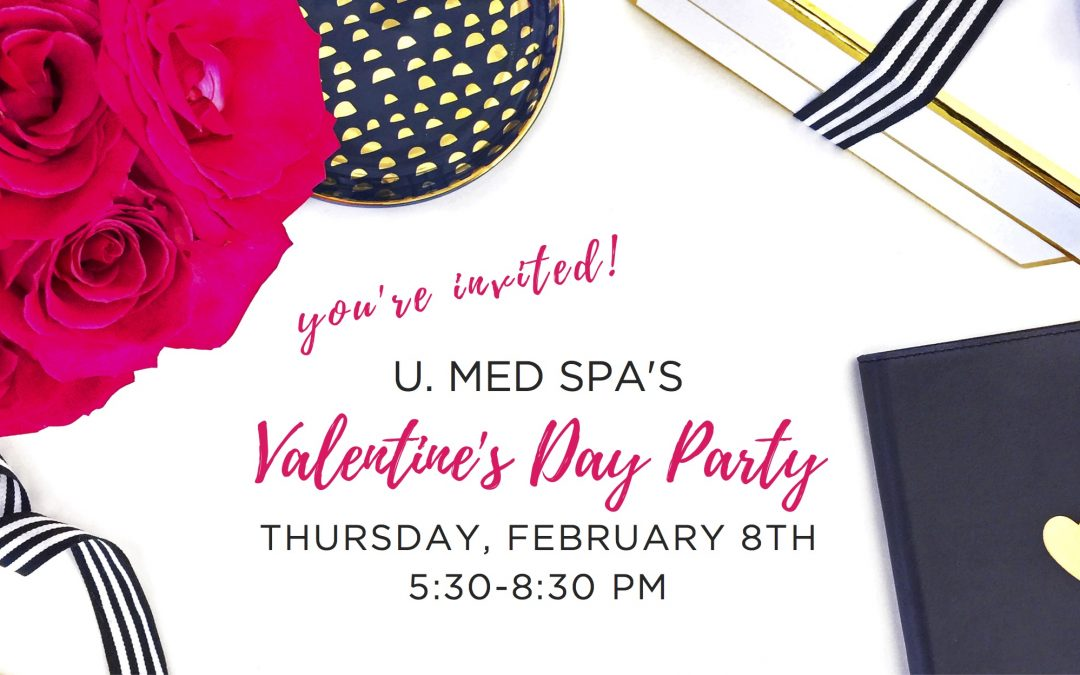 Our Valentine's Day Party is next Thursday!
