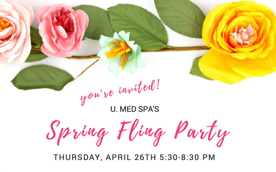 Spring Fling Party!