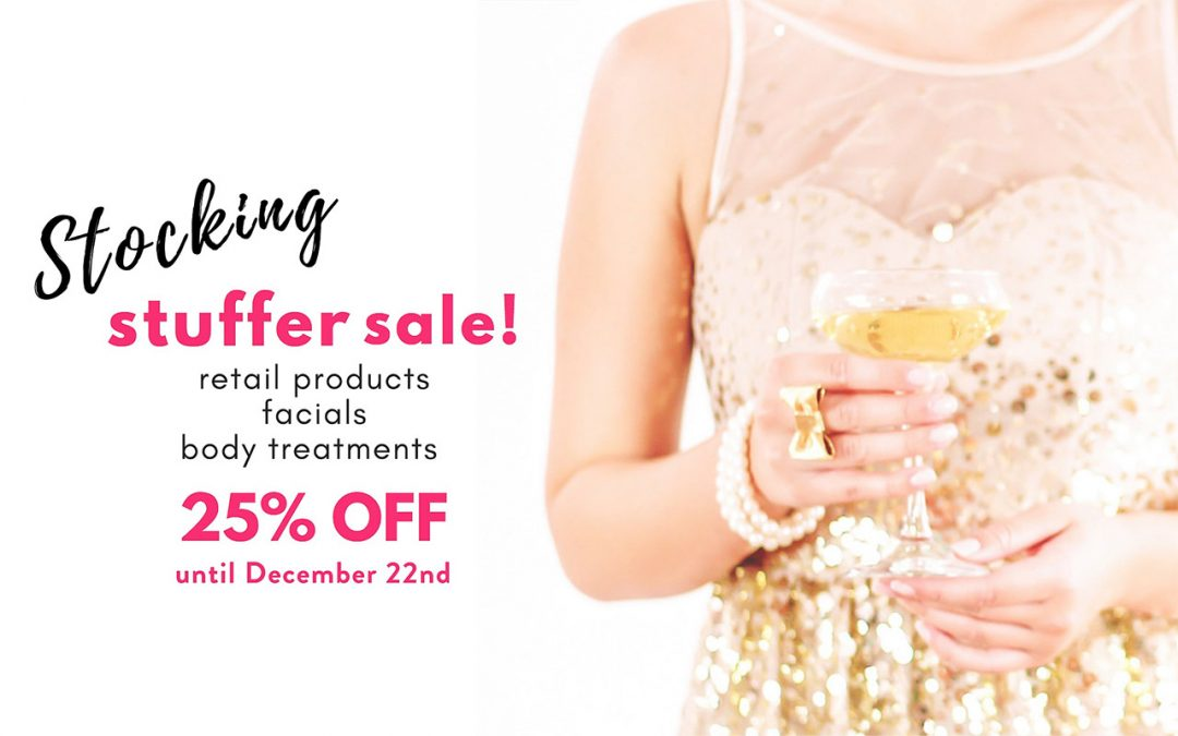 Stocking Stuffer Sale!